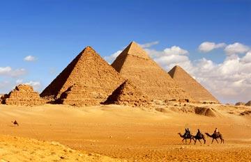 ทัวร์อียิปต์ มหาพีระมิดแห่งกีซ่า มหาสฟิงซ์ พิพิธภัณฑสถานแห่งชาติอียิปต์ 6 วัน 3 คืน สายการบินอียิปต์ แอร์