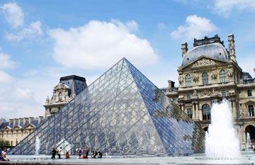 ทัวร์ยุโรป ฝรั่งเศส ชมมหาวิหารรูอ็อง ถ่ายรูปกับหอไอเฟล เข้าชมพิพิธภัณฑ์ลูฟร์ 7 วัน 4 คืน สายการบินไทย